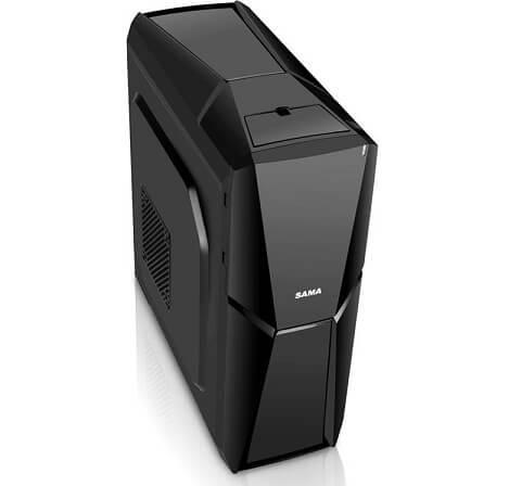 SAMA Athena-2 Windowed (Black)