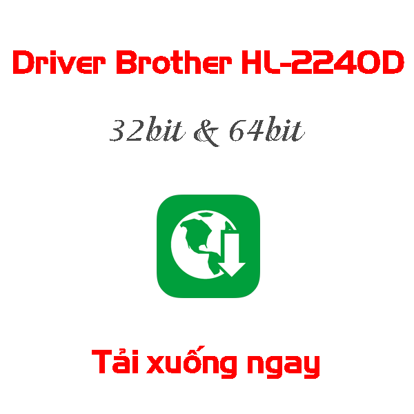 Driver Brother HL-2240D